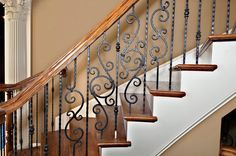 The Beauty of Wrought Iron Railings
