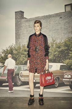 Coach 1941 Resort 2017 Fashion Show