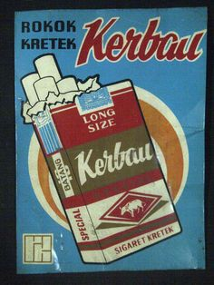 KEMLAYAN ANTIQUE: IKLAN ROKOK 3