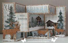 Tineke's kaartenhoekje: Winter Wonderland
