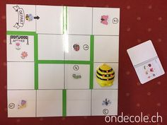 Bee Bop, Science For Kids, Classroom, Coding, Math, Holiday Decor, Robots, Montessori, Bees