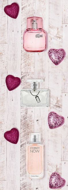 Love is in the air this Valentine's Day with signature scents from Lacoste, Coach and Calvin Klein. Fall in love at Kohl's. #ValentinesGoals
