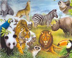 Wildlife #newfabric