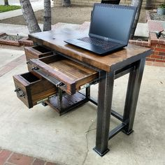 Excited to share the latest addition to my #etsy shop: Vintage Industrial Reclaimed Desk. New Listing! Free Shipping! #desk #reclaimeddesk #industrialdesk #vintagedesk #writingdesk #office http://etsy.me/2iZ18XO