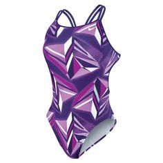 Nike swim jagged geo spider back Swimming Gear, Swimming Costume, Sport One, Sport Wear, Swim Team Suits, Competitive Swimming, Synchronized Swimming, Swim Shop, Swimsuits
