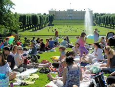 Frederiksberg Have / Frederiksberg Gardens!