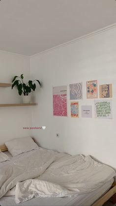 Room Design Bedroom, Room Ideas Bedroom, Home Bedroom, Bedroom Decor, Bedrooms, Bedroom Inspo, Study Room Decor, Dream Rooms, Dream Bedroom
