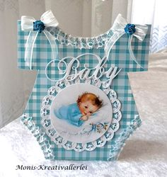 Made by Monika #spellbinders #newbaby #cardmaking