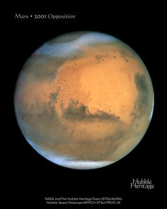 Hubble Best Images Ever | HUBBLE CAPTURES BEST VIEW OF MARS EVER OBTAINED FROM EARTH