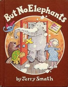 But No Elephants is a story that reminds us not to judge a book by its cover.