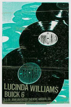 Lucinda Williams - Buick 6