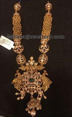 peacock-pachi-work-medium-size-necklace.JPG (750×1218)