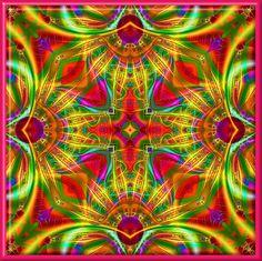 Pink Paradise 2 - fractal