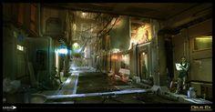 Deus Ex: Mankind Divided / Ghetto Prague /   Part2 , Herve Groussin aka Nuro on…