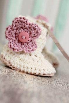 for little girls :) #handmade #crochet #baby #girl $15