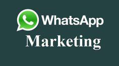 WhatsApp Marketing - Marketing on WhatsApp! | Sarvi Solutions