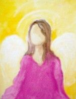 Angel #6 2009 Copyright Angela DeMuro  $20.00;To purchase a print go to: http://www.angelademuro.com/shop-angel-art.html