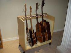 diy pallet guitar stand my stuff pinterest guitar stand and guitars. Black Bedroom Furniture Sets. Home Design Ideas