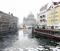 Der Spree, Berlin
