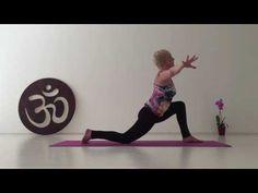 Video joga pro obnovení rovnováhy | Hormonal joga