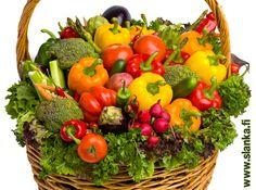 Tuoreita vihanneksia   http://www.slanka.fi