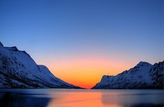 Artic Sunset by artic pj