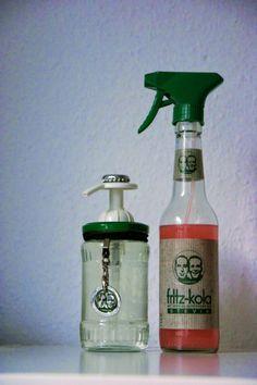 Für schöner an der Spüle / Beautifiying my sink / Upcycling