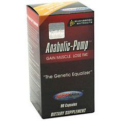 $40 ANABOLIC PUMP 90 CAPS -