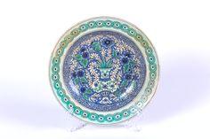 Samson, Plate in Iznik style Paris, France, 19th century, Earthenware, polychrome underglaze painted, glazed Florence Number Nine Auction house
