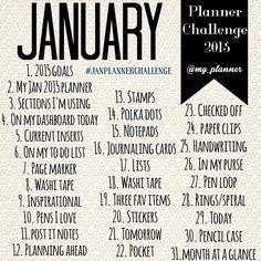 my_planner @my_planner I Created A Chal...Instagram photo   Websta (Webstagram)
