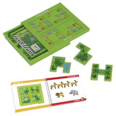 Smart Games - Escondite en la selva, juego de ingenio con... https://www.amazon.es/dp/B00AFVAWE8/ref=cm_sw_r_pi_dp_x_O0DCzb6BSFNEJ