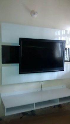 Painel Tundra - Com Suporte para Tv - Novo - Cores: Cinza/Preto,... - http://anunciosembrasilia.com.br/classificados-em-brasilia/2014/12/10/painel-tundra-com-suporte-para-tv-novo-cores-cinzapreto/ Alessandro Silveira