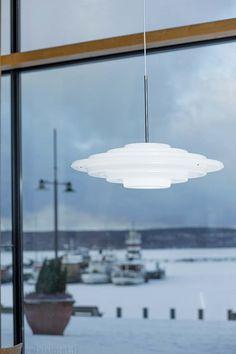 Luoto riippuvalaisin Fluorescent Lamp, Hanging Bar, Chrome Plating, Led Lamp, Ceiling Lights, Lighting, Interior, Design, Home Decor