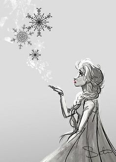 """Frozen--""""The heart is not so easily changed, but the head can be persuaded."""""""