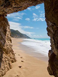 Kathisma Beach   Lefkada, Ionian Islands, Greece (by Rick Muusers)