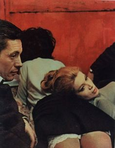 Michelangelo Antonioni's Red Desert (1964).