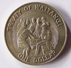 the treaty of waitangi - $1