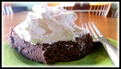 Little is Much...: Moist Delicious Brownies {& Sugar Free} !!