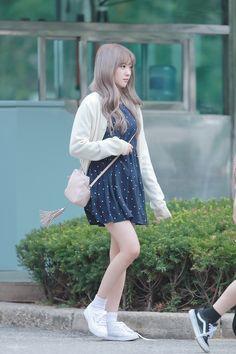 Airport Fashion Kpop, Kpop Fashion, Korean Fashion, Street Fashion, Cute Korean, Korean Girl, Kpop Girl Groups, Kpop Girls, Kpop Mode