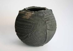 Patricia Shone Ceramics, Erosion Bowl