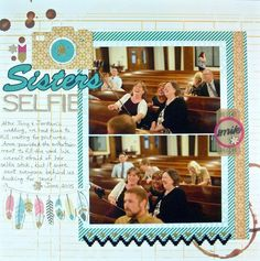 """Scrapbooking Ideas for Making Pages with 4""""x6"""" Photos  Sue Althouse  Get It Scrapped"""
