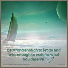 be strong & wise