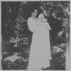 Irina and her Daughter.