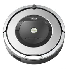 Experience a deeper clean every day with the Roomba 860 Vacuum Cleaning Robot. Featuring the revolutionary AeroForce Cleaning System Roomba 860 delivers up to the air power and requires less maint. Best Pool Vacuum, Pool Vacuum Cleaner, Vacuum Cleaners, Pet Allergies, I Robot, Bath, Deep Cleaning, Cleaning Tips, Decoration