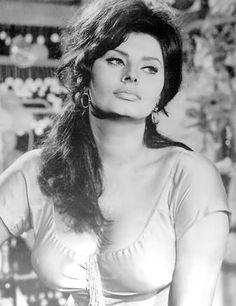 """September 20, Sophia Loren's birthday. Academy Award Winner for the movie """"Two Women"""""""