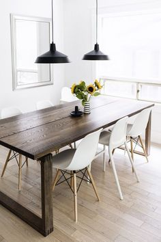 Huge Bright Room, Taking Into Account Easy Admission Aerate Intended Solely  For Hosting And Feasting, Can Be One Of The Ways To Define A Scandinavian  Dining ...