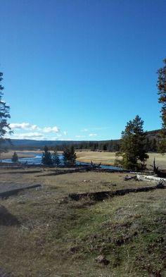 My Ride to Yellowstone: