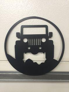 Simplest Ways Heep Garage Shed Tidy 45 Jeep Garage, Garage Signs, Accessoires Jeep, Jeep Tattoo, Car Accessories For Guys, Wrangler Accessories, Jeep Decals, Jeep Tj, Scroll Saw Patterns