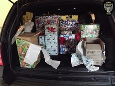 SUV Filled With Christmas Gifts Didnt Really Have Gifts http://ift.tt/2fNZ6pE