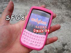 Silicone Full Keypad Crystal Blackberry Gemini 8520 / Aries 8530 / Kepler 9300 / Jupiter 9330 PINK - Prioritas, SMS, Whatsapp, Telepon :  +62-271-312-0700  Alternatif 2 :  +62-896-8716-1311 (SMS)